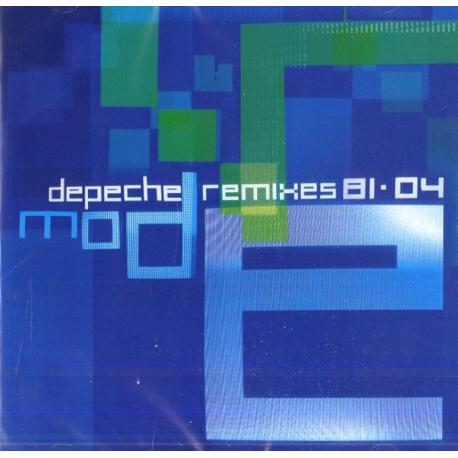 Depeche Mode Remixes 81- 04 (CD)