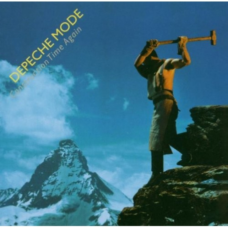 Depeche Mode Construction Time Again (Vinyl)