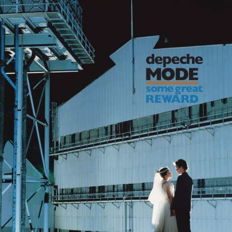 Depeche Mode Some Great Reward (Vinyl)