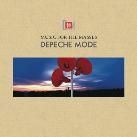 Depeche Mode Music For The Masses (CD)