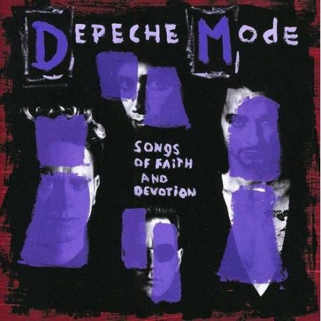 Depeche Mode Songs Of Faith And Devotion (Vinyl)
