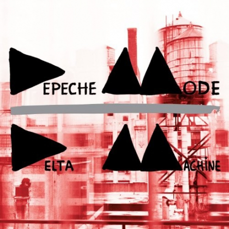 Depeche Mode Delta Machine (2Vinyl)