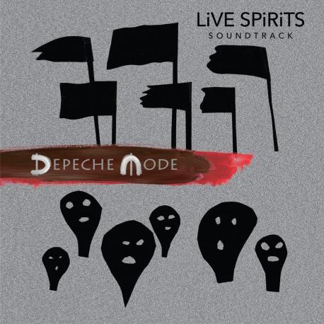 Depeche Mode Live Spirits 2CD