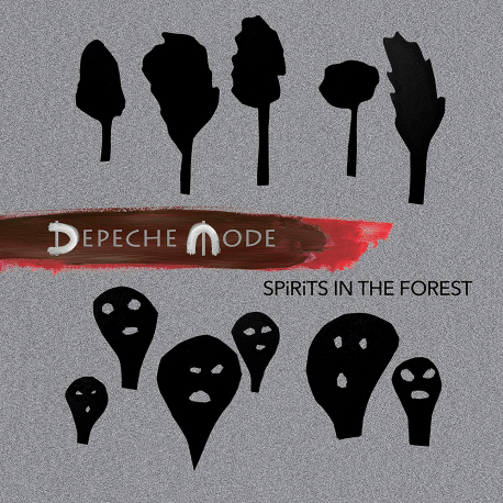 Depeche Mode - Spirits In The Forest / Live Spirits (2DVD + 2CD)