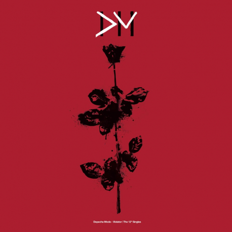 "Depeche Mode ""Violator""  Singles Vinyl (Box set)"