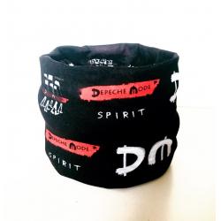 """Tunelový šál Depeche Mode """"Spirit"""""""