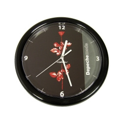 "Depeche Mode Clock ""Spirit"""