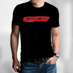 "Depeche Mode T-shirt ""Spirit"""