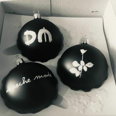 Christmas Balls Depeche Mode