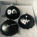 Vianočné gule Depeche Mode (3 ks)