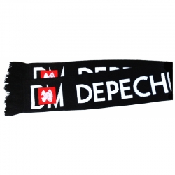 "Scarf ""Music For The Masses"" Depeche Mode"