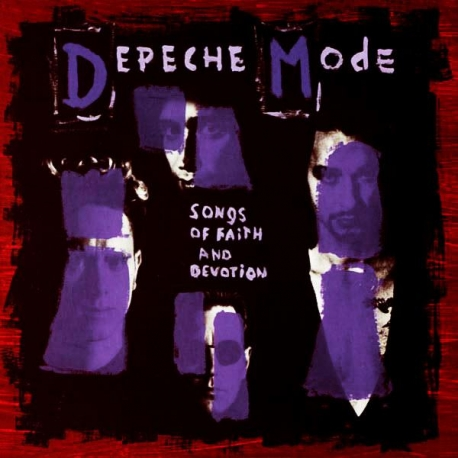 Depeche Mode - Songs Of Faith And Devotion [CD+DVD]