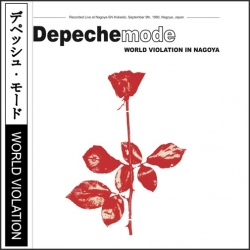 Depeche Mode - World Violation Live In Nagoya (2CD)