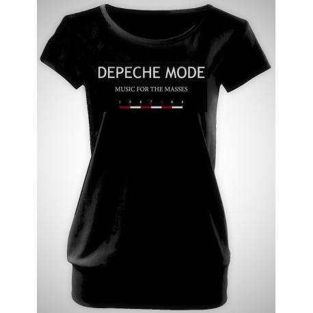 Dámske Tričko Depeche Mode