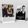 Desk Calendar Depeche Mode 2022