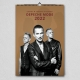 Wall Calendar Depeche Mode 2022