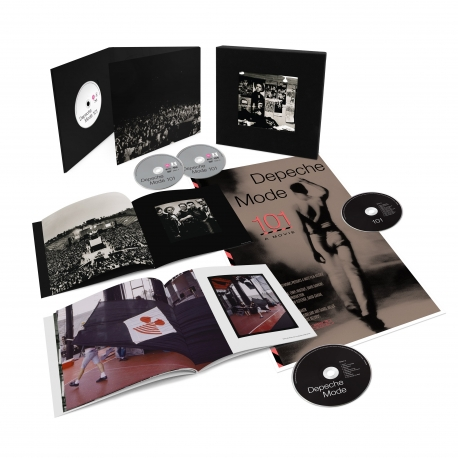 Depeche Mode - 101 (Limited Deluxe Box-Set)