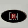Badge Depeche Mode (DM)