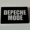 Odznak Depeche Mode (Nápis)