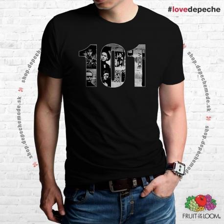 """T-shirt Depeche Mode """"101"""""""