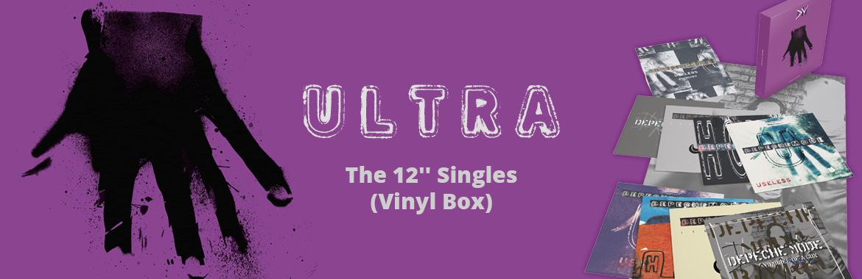 Ultra - The 12'' Singles (Vinyl Box)