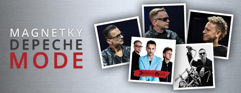 Magnetky Depeche Mode